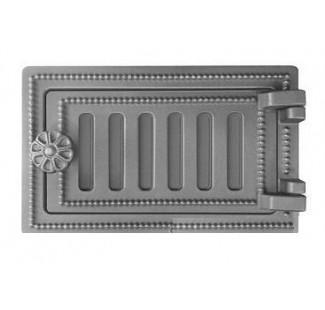 Дверца поддувальная Везувий ДП-2 140х250 (не крашенная)