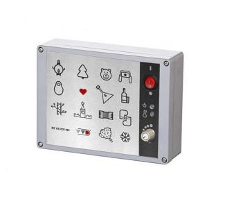 Пульт управления  аналоговый ПУ-01 М3 4-6/220