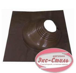 MASTER ROOF d200-300 силикон+алюм. УГЛОВОЙ коричневый
