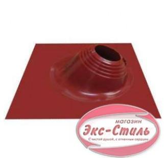 MASTER ROOF d200-300 силикон+алюм. УГЛОВОЙ красный