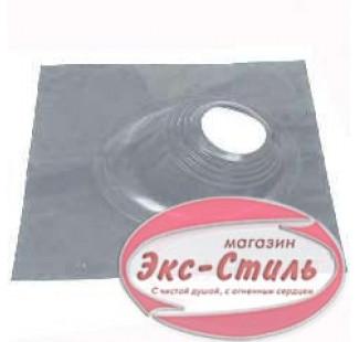 MASTER ROOF d200-300 силикон+алюм. УГЛОВОЙ серый