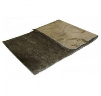 BASFIBER Плита 1000х600 мм, толщина 10мм (базальт+фольга)