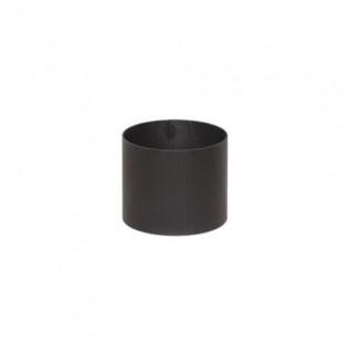 Гильза  чёрная сталь 2 мм, Ø 120 мм