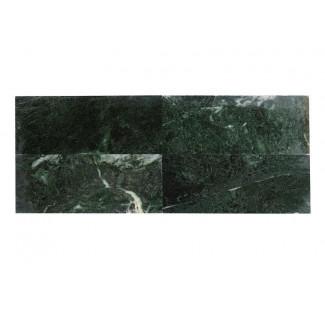 Плитка змеевик Премиум полированный 250х100х10 (упаковка 10 шт.=0,25 м кв.)