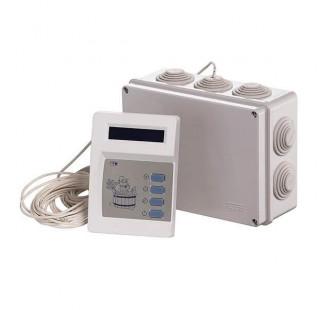Пульт управления к паротермальным печам для бани и АЭГПП ПУ - 01 МП  9 – 12/380