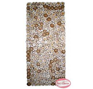 Декоративное панно из можжевельника 500х500