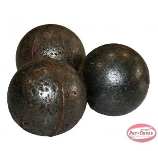 Чугунные ядра (диам. 60мм) ведро 6 кг