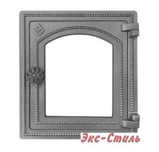 Дверка печная Везувий ДТ-4С (не крашенная, без стекла)