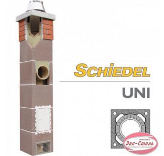 Керамический дымоход Schiedel UNI одноходовой без вент. канала