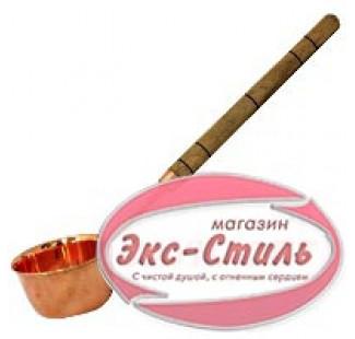 Черпак классика медный 41см (Россия)