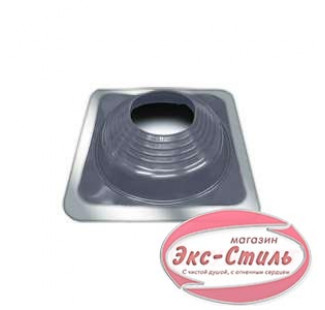 MASTER ROOF d200-300 силикон ПРЯМОЙ серый