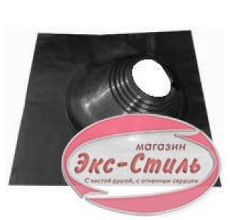 MASTER ROOF d200-300 силикон+алюм. УГЛОВОЙ черный