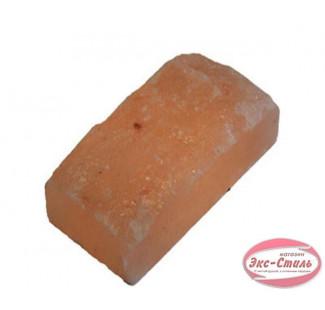 Гималайская соль кирпич 20х10х5 см фактурный