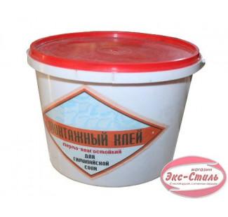 Монтажный клей для гималайской соли 1,5 кг (Россия)