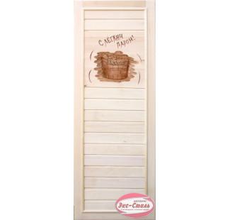 DOORWOOD Дверь глухая липа с рисунком без петель арт.(DW00006) DW00006