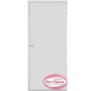 Дверь HARVIA ALU 7х19 сатин DA71905