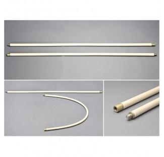 Hansa гибкие удлинители для щетки-насадки (6 шт. Х 1,4 м)